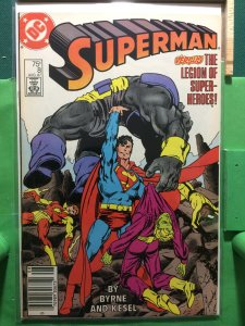 Superman #8 1987 series