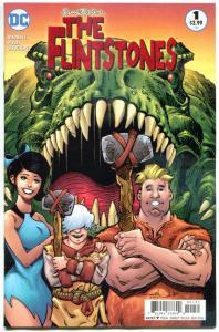 FLINTSTONES #1, NM, Hanna Barbera, 2016, Simonson, Fred, Wilma, Barney, Betty