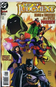 Day of Judgment #1 ORIGINAL Vintage 1999 DC Comics