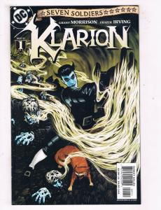 Klarion #1 NM DC Comics Comic Book Morrison June 2005 DE43 TW14