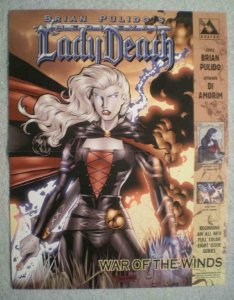 MEDIEVAL LADY DEATH Promo Poster, 10x13, Unused, more in our store,