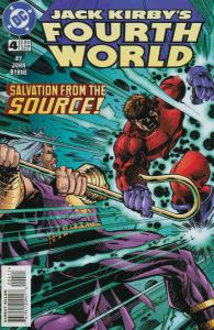 Fourth World (Jack Kirby's…) #4 VF/NM; DC | save on shipping - details inside