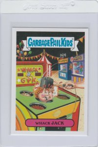 Garbage Pail Kids Whack Jack 27b GPK 2016 American As Apple Pie In Your Face