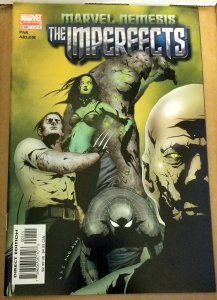 Marvel Nemesis The Imperfects #1 (2005)