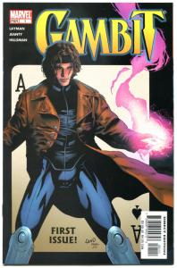 GAMBIT #1 2 3 4 5 6 7 8 9 10 11 12, NM, 2004, Wolverine, X-men, 1-12 set, Land