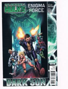 The Incredible Hulk Enigma Force # 1 Marvel Comic Books Hi-Res Scans WOW!!!! S10