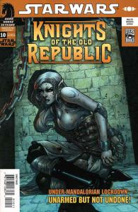 Star Wars: Knights of the Old Republic #10 VF/NM; Dark Horse | save on shipping