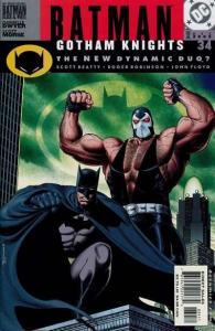 Batman: Gotham Knights #34, VF (Stock photo)
