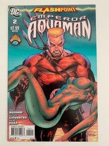 Flashpoint: Emperor Aquaman #2 in Near Mint + condition. DC comics