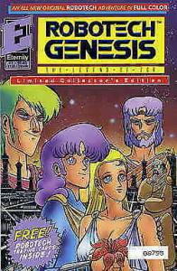 Robotech Genesis #1LE FN; Eternity | save on shipping - details inside