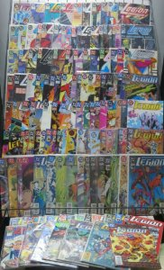 LEGION OF SUPERHEROES (1989, 4th series, DC) #0-125, Annuals #1-7 COMPLETE!VF/+