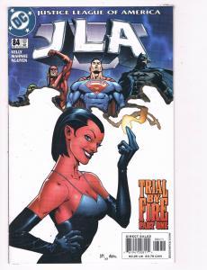 JLA # 84 NM DC Comic Books Batman Superman Wonder Woman Flash B95