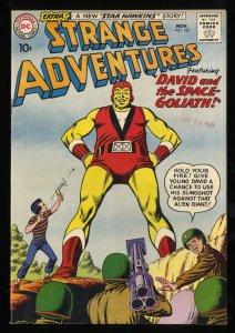 Strange Adventures #122 VF 8.0 Bethlehem DC Comics