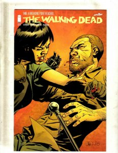 Lot Of 6 Walking Dead Image Comic Books # 146 147 148 149 150 151 Rick Negan RP4