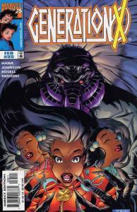 Generation X #35 VF; Marvel | save on shipping - details inside