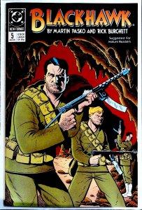 Blackhawk  #5 (1989)