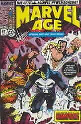 Marvel Age #67 VG; Marvel | low grade comic - save on shipping - details inside