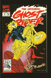 Marvel Comics The Original Ghost Rider #2 August (1992)