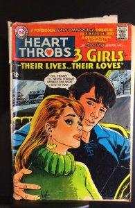 Heart Throbs #109 (1968)