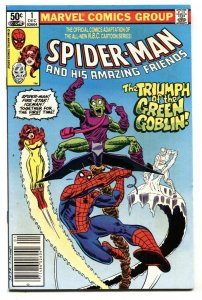Spider-Man and his Amazing Friends #1 1980-First FIRESTAR-VF/NM
