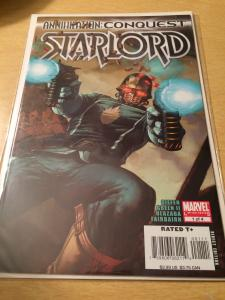 Starlord #1 Annihilation: Conquest