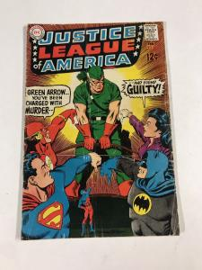 Justice League Of America 69 3.5 Vg- Very Good- Dc Silver Age