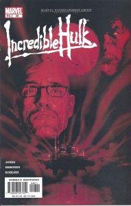 Incredible Hulk #46 (Dec 2002) - Hulk & Agent Pratt in Multiple Organism