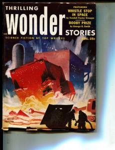 Thrilling Wonder Stories-Pulp-8/1953-Kendell Foster Crossen