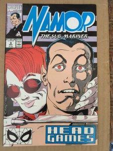 Namor The Sub-Mariner #9