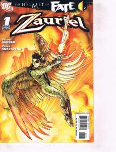 Lot Of 2 Comic Books DC Zauriel #1 and Sargon The Sorcerer #1  LH24