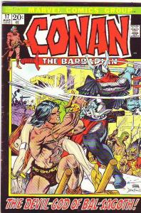 Conan the Barbarian #17 (Aug-72) VF+ High-Grade Conan the Barbarian