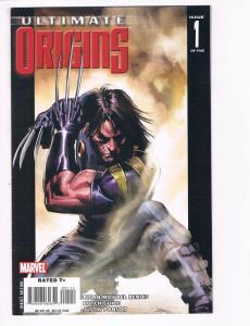 Ultimate Origins #1 Of 5 NM Marvel Comics X-Men Thor Avengers Bendis S80