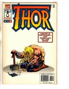 Lot Of 10 Thor Marvel Comic Books # 501 502 503 504 506 507 508 509 510 511 DB8