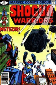 Shogun Warriors #12, VF- (Stock photo)