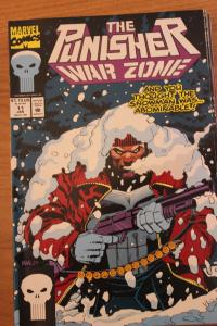 The Punisher War Zone 11 NM