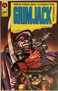Grimjack #3 9.0 NM (1991)