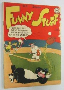 Funny Stuff #15 2.0 (1946)