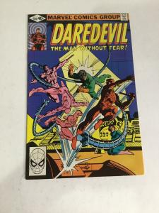 Daredevil 165 Vf/Nm Very Fine Near Mint 9.0 Marvel Comics Bronze