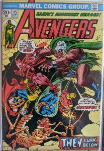 The Avengers #115 (1973)