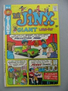LIL JINX GIANT LAUGH OUT 43 Fine+ Archie