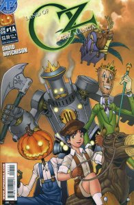Land of Oz: The Manga #1A VF/NM; Antarctic | save on shipping - details inside