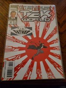 TekWorld #20 (1994)