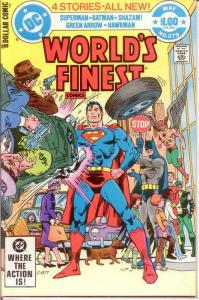 WORLDS FINEST 279 VERY FINE $1 COVER GIANTS COMICS BOOK