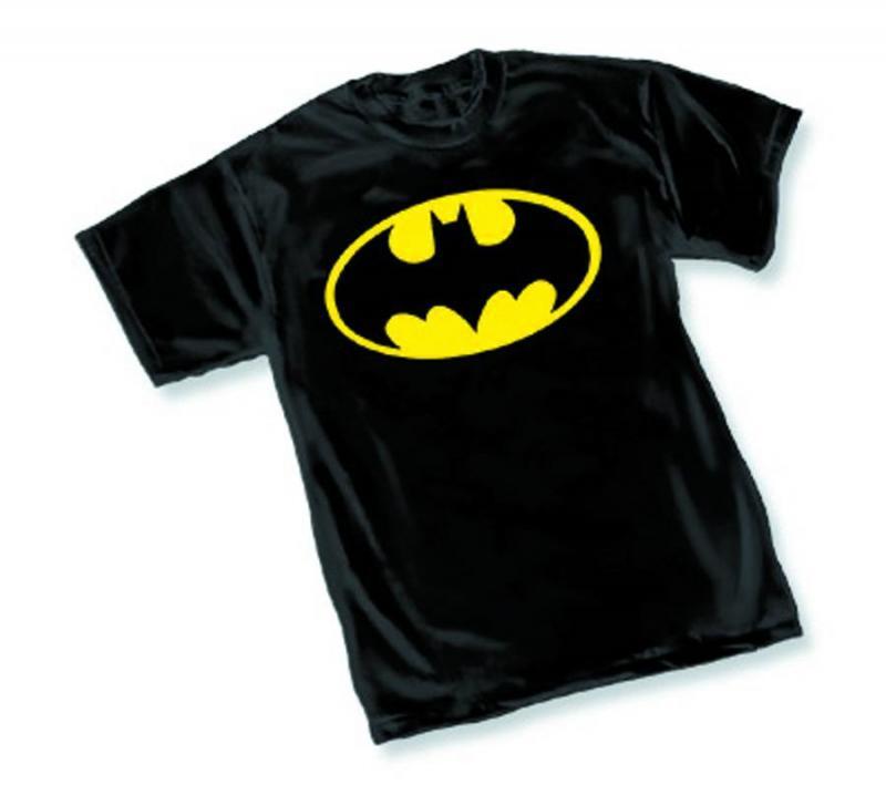 Batman Symbol I T Shirt 2x Large Graphitti Designs New Hipcomic