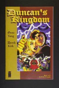 Duncan's Kingdom #1 Image 1999