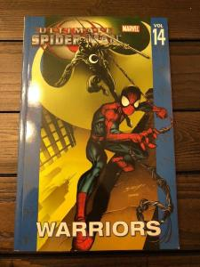 Ultimate Spider-Man Vol. 14 Warriors TPB