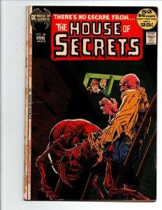 House of Secrets #98 - Kaluta - 1972 - Very Good/Fine