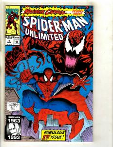 Spider-Man MAXIMUM CARNAGE Complete Marvel Series # 1-14 NM Venom Amazing SM8