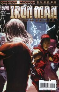 Iron Man (2005 series) #26, NM (Stock photo)