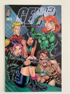Gen 13 #1 Image Comics  VF